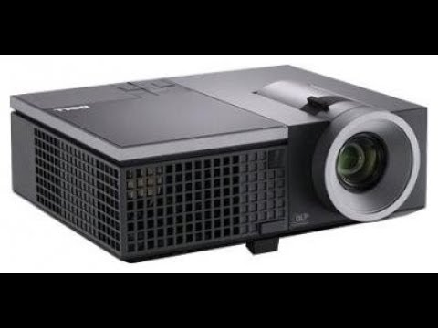 dell 4210x projector ,how to changed power supply