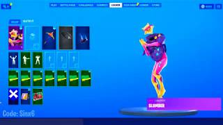 NEW SKINS AND BAILES FILTERED IN FORTNITE!! byReaper