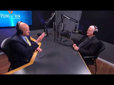 POINT OF VIEW with Dr. Bill Morgan and guest Richard Weiner, MD (episode 6)