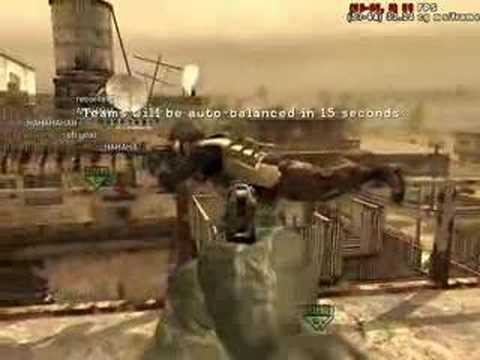 Hump of Duty 4: Modern Whorefare