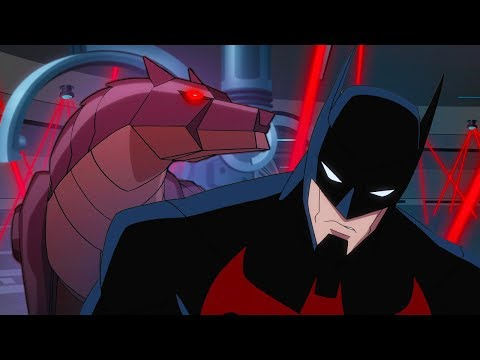 Batman Unlimited | Cyber Dog Chase | DC Kids