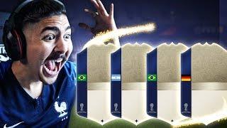 25 ICON SBC PACKS! NO WAY!! FIFA 18 World Cup