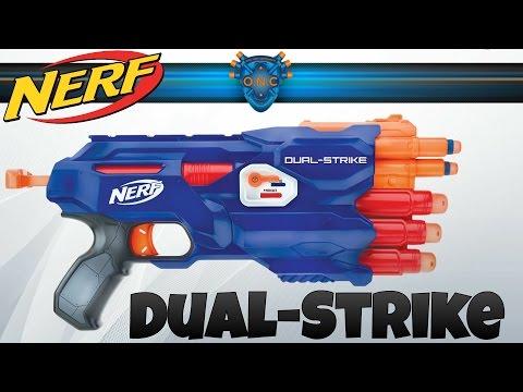 Nerf Elite Dual-Strike [UNBOXING] (deutsch/german)
