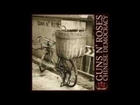Guns 'N' Roses Shackler's Revenge - Chinese Democracy album '