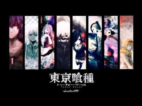 「NIGHTCORE」▪ ♫ TOKYO GHOUL - Unravel - All Characters ♫ 【NightcoreFantasy】