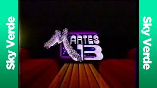 Tandas Comerciales Canal 13 | (03 Julio 1988)