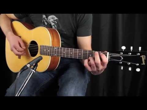 Gibson LG-2 American Eagle Review - How does it sound?