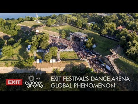 EXIT Festival's mts Dance Arena Global Phenomenon