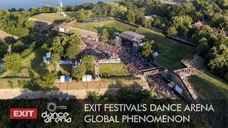 Video EXIT Festival's mts Dance Arena Global Phenomenon download MP3, 3GP, MP4, WEBM, AVI, FLV Agustus 2017