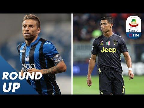 Ronaldo Scores Again For Juventus, Atalanta Makes A Comeback! | Round-Up 5 |  Serie A