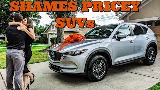 Here's Why I Bought a Cheap Mazda CX-5 For My Wife Instead of Another Family Car