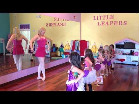 Ballet Lesson - Level 1