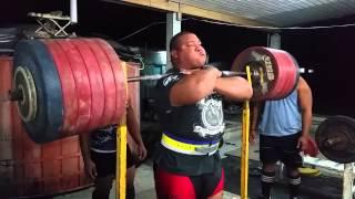 Nauru Powerlifting