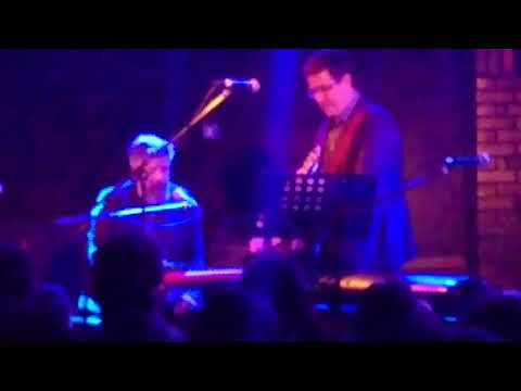 The Mountain Goats duo - Genesis 3:23 @ Leeds Brudenell 05102017