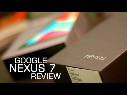 Google Nexus 7 Overview