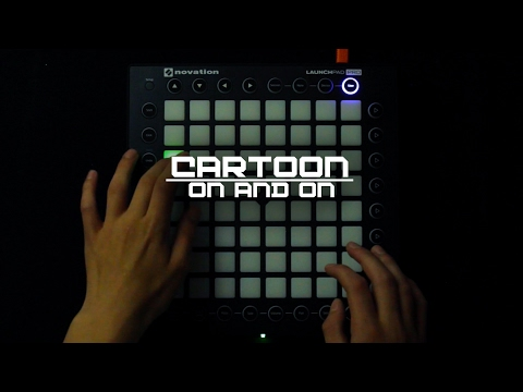 Cartoon - on and on | NCS Release [Launchpad Pro Cover]  + Project File