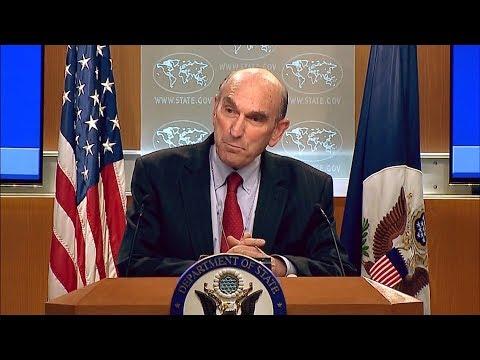 Allan Nairn: Trump's Venezuela Envoy Elliott Abrams Is a War Criminal Who Has Abetted Genocide