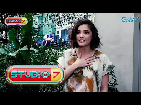 Studio 7: Rhian Ramos, excited to sing again! | Online Exclusive