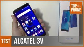 ALCATEL 3V - test par TopForPhone