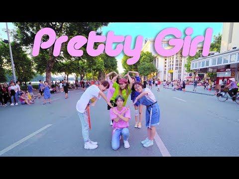 [KPOP IN PUBLIC] PRODUCEX101  Crayon Pastel (크레파스)  - 이뻐 이뻐 (Pretty Girl) Dance Cover By W-Unit