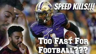 The Fastest Man In Football- John Ross Highlight Reaction  Sharpe Sports