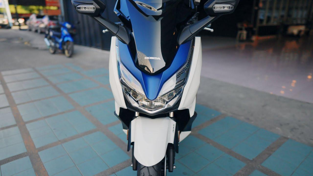 รีวิว Honda Forza 300 รถบิ๊กไบค์พ่อบ้านใจกล้า   Bigbike \u0026 Superbike