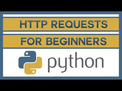 How to Send HTTP Requests in Python for...