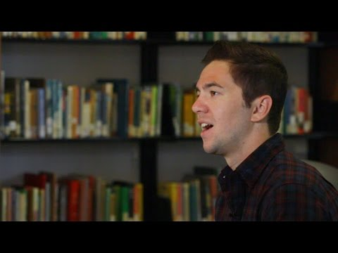 Kyle Sullener, Philosophy & Religion major, speaks on how Rowan started him on the right foot.