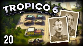 Tropico 6 - ONLY JUST   Let's Play Tropico 6 Gameplay / Review part 20