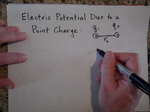 Potential, Potential Difference, and Voltage