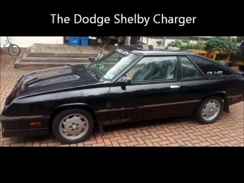 Dodge Charger Shelby GLHS