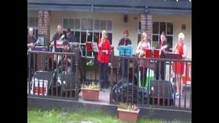 The Severn Ukes live at The Brooklands 16th June 2013. 23 Instrumental and Hotel California