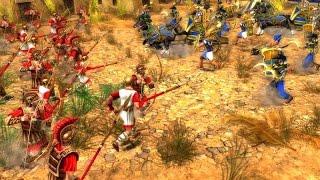 Войны Древности Спарта ep04