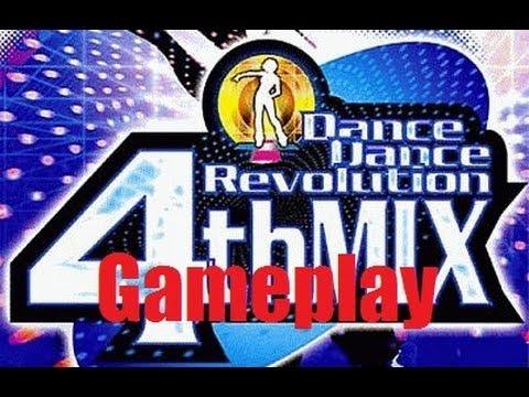 Dance Dance Revolution 4th Mix Gameplay
