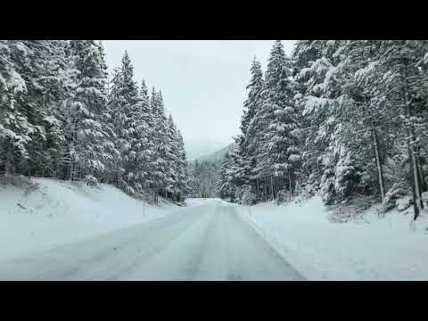 A ride through Yellowstone's Winter Wonderland