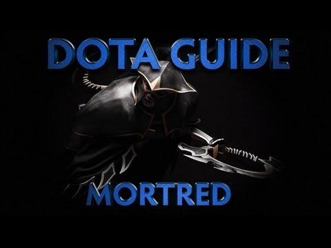 видео: dota гайд phantom assassin - mortred