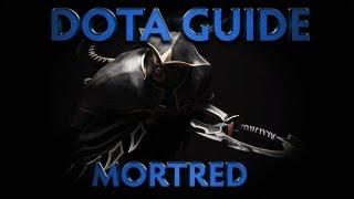 Dota гайд Phantom Assassin Mortred