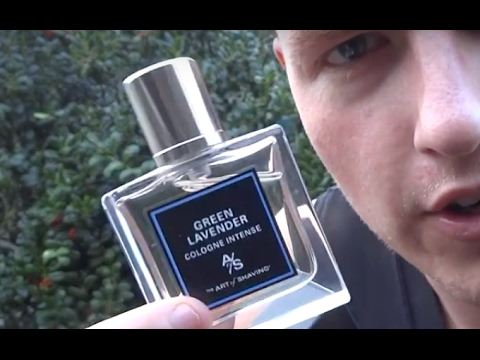 Green Lavender Cologne Intense Best Classic Mens Cologne Youtube