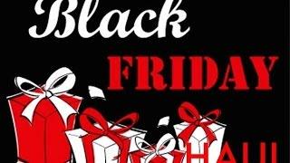 Black Friday Collective Haul   2014 Thumbnail