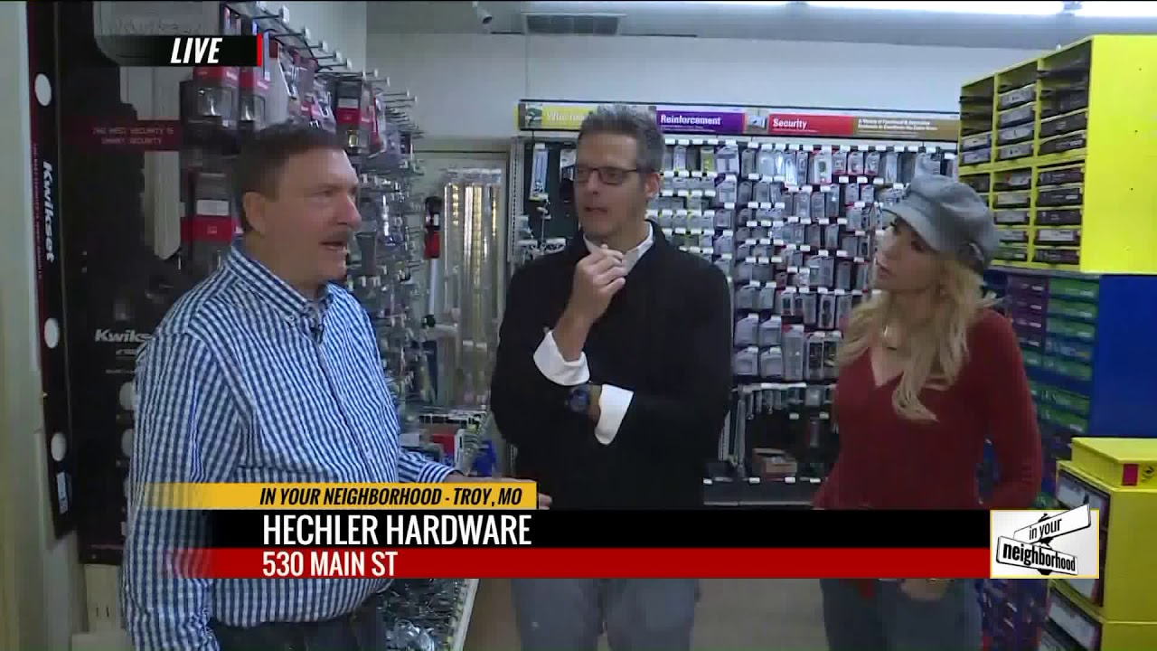 Hechler Hardware   Interview with Dan Hechler
