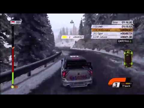 Fiesta RS WRC Stars in DiRT 3 Video Games - Web Exclusive ...
