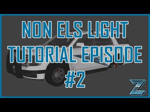 [Episode 2] How to setup a Visor Bar as an extra | zModeler 3 Police Non ELS Tutorial