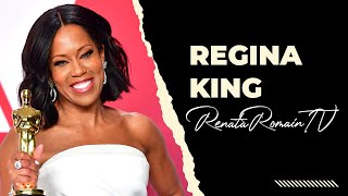 Regina King On Surviving Divorce, Possibility of Re-marrying & Raising A Teenaged Son
