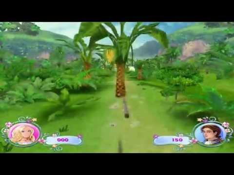 Барби в роли Принцессы Острова 2007 - смотреть мультфильм