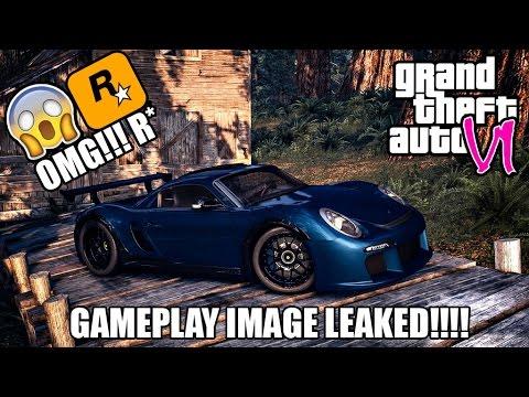 ROCKSTAR GAMES GTA 6 LEAKED IMAGE!?!?!