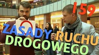 ZASADY RUCHU DROGOWEGO (Masochista) - odc. #159 MaturaToBzdura.TV