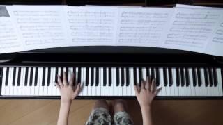 Have a nice day ピアノ 西野カナ 『めざましテレビ』 テーマソング