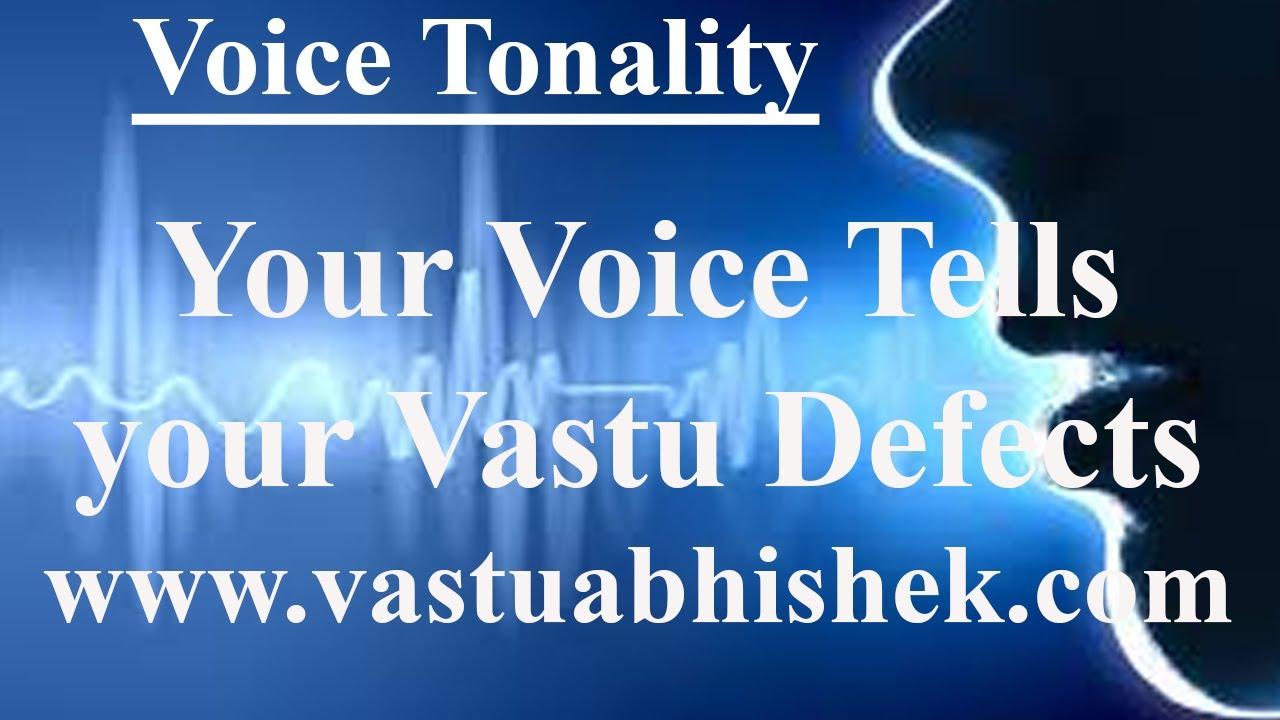 Voice Tonality | आवाज़ से पहचाने वास्तु दोष ...