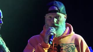 Limp Bizkit LIVE Wanted Dead Or Alive (Bon Jovi cover) West Hollywood, CA, The Roxy 2019.12.03 4K