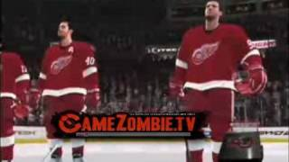 NHL 08 - a GameZombie.tv Video Review